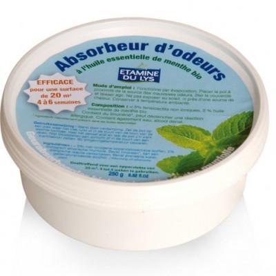 Odświeżacz powietrza do odkurzacza z naturalnymi olejkami eterycznymi, 50 g- Etamine du Lys