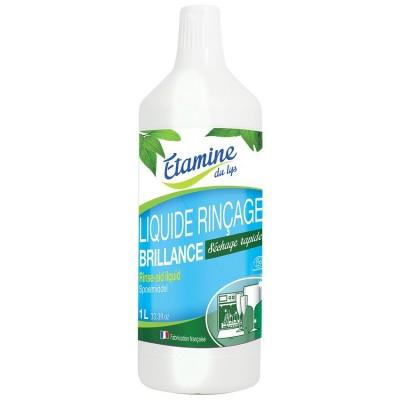 Nabłyszczacz do zmywarki organiczna mięta i eukaliptus, 1L- Etamine du Lys