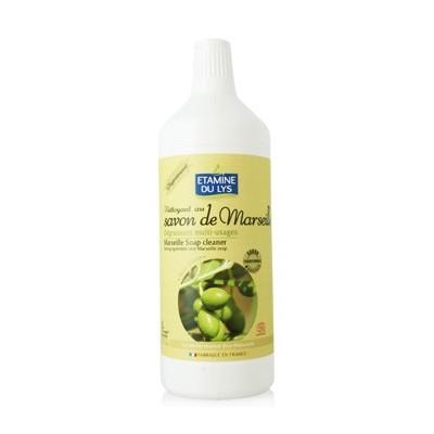 Etamine du Lys, Koncentrat do mycia i odtłuszczania powierzchni z Mydłem Marsylskim bezzapachowy, 1L