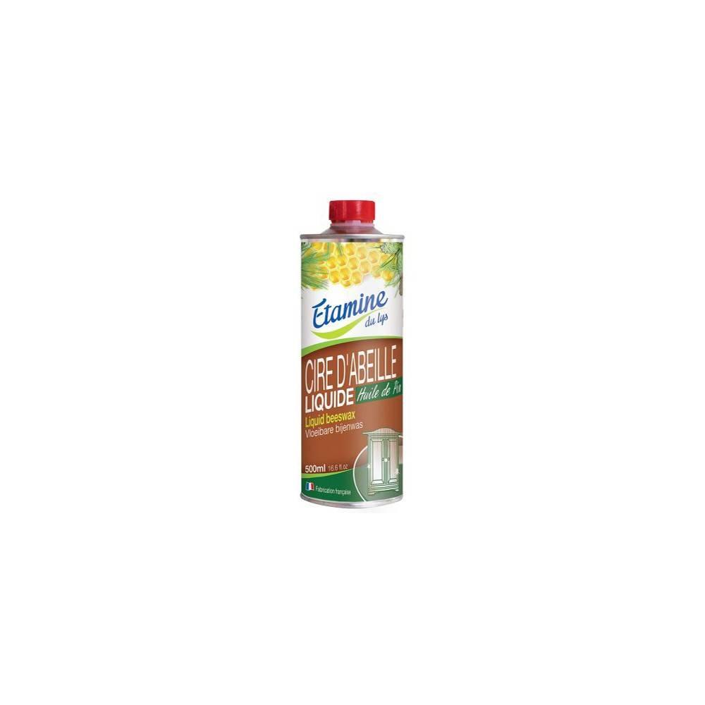 Etamine du Lys, płynny wosk do podłóg i drewna z olejem sosnowym, 500 ml