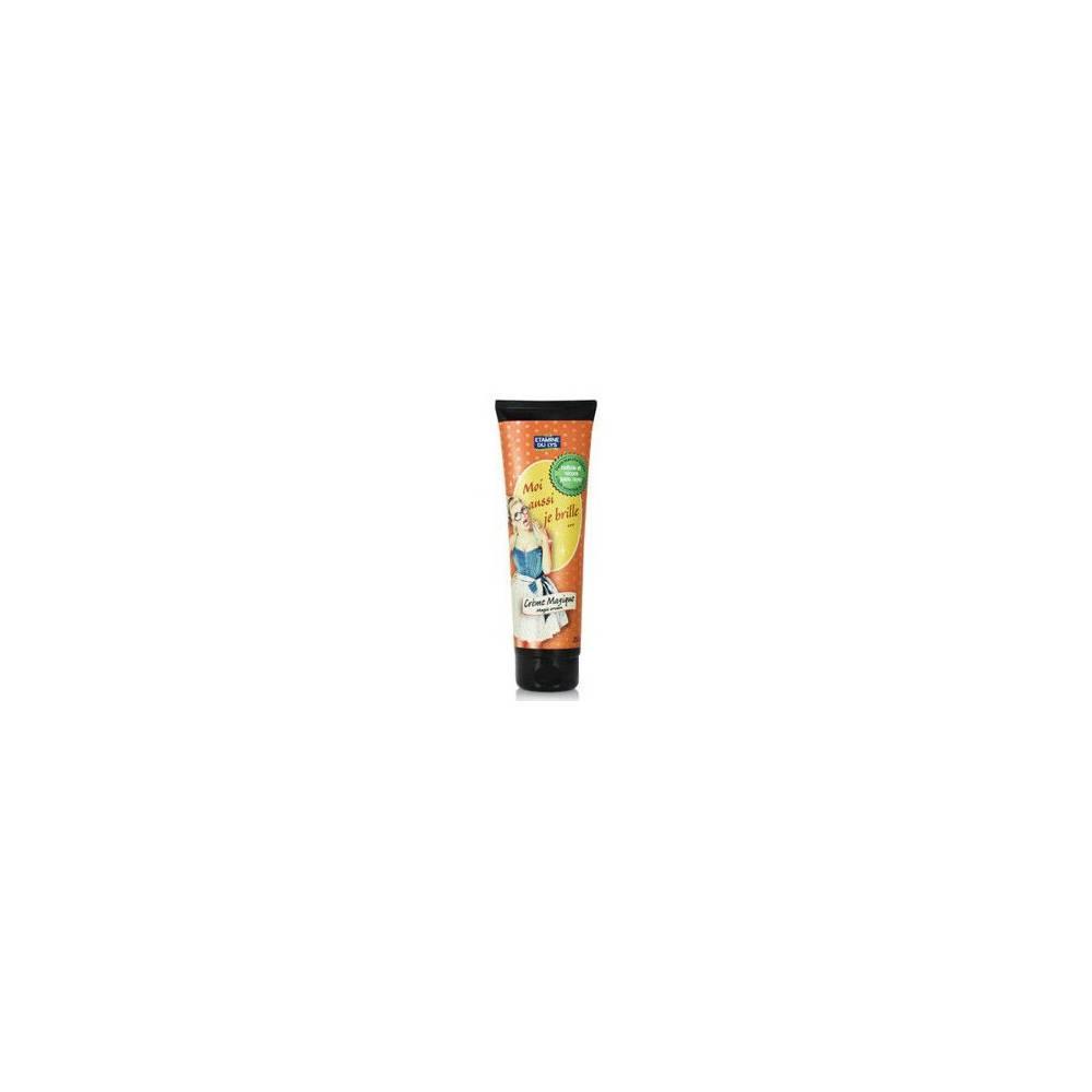 Etamine du Lys, Retro Magic Cream kamień w kremie do czyszczenia i odplamiania różnych powierzchni cytrynowy 250 ml