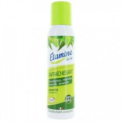 Etamine du Lys, skoncentrowany oczyszczacz i odświeżacz powietrza w sprayu zapach Odświeżający 125 ml