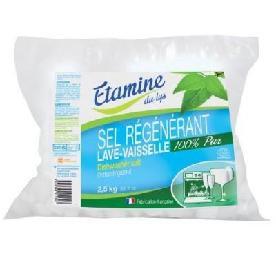 Sól regeneracyjna do zmywarki, 2,5 kg- Etamine du Lys