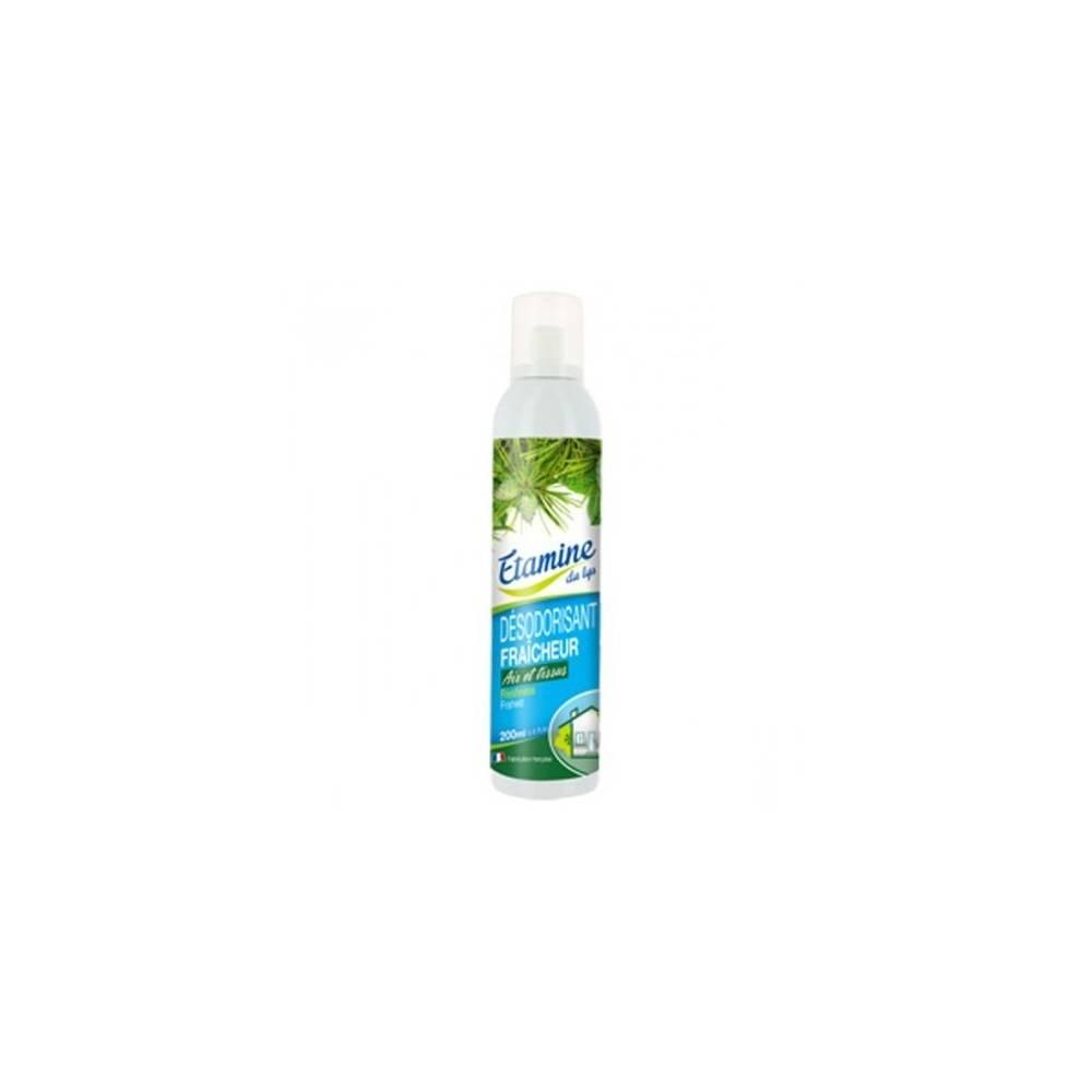 Etamine du Lys, Spray do neutralizowania zapachów i odświeżania powietrza z organicznymi olejkami eterycznymi zapach świeży, 200