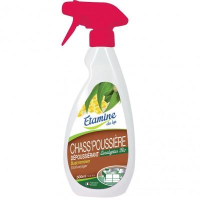 Spray do sprzątania kurzu organiczny eukaliptus, 500 ml- Etamine du Lys
