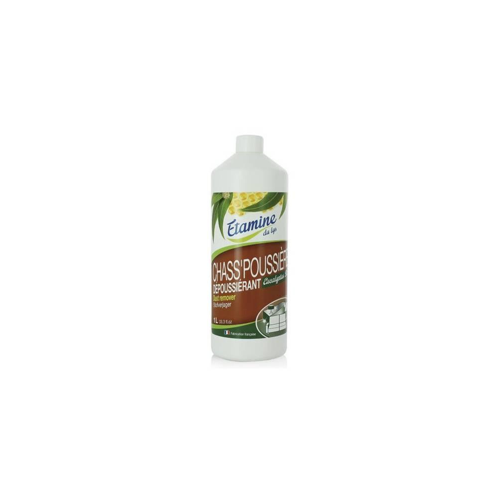 Etamine du Lys, Spray do sprzątania kurzu organiczny eukaliptus, UZUPEŁNIENIE, 1 litr