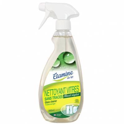 Etamine du Lys, Spray do szyb i luster organiczna cytryna i trawa cytrynowa, 500 ml