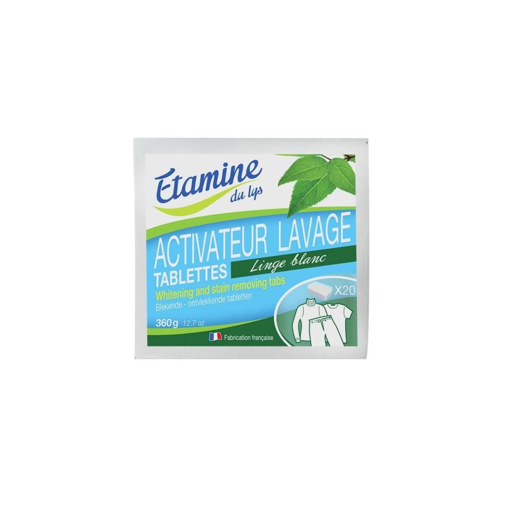 Etamine du Lys, Tabletki do wybielania i usuwania plam z tkanin, 20 szt