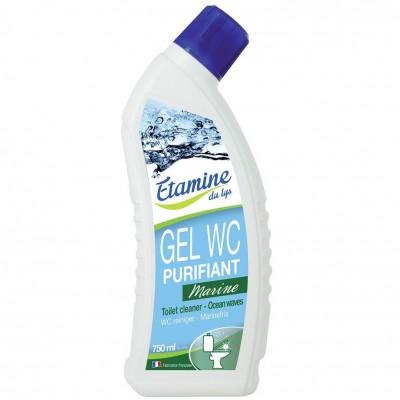 Żel do czyszczenia WC cytryna i drzewo herbaciane 750 ml- Etamine du Lys