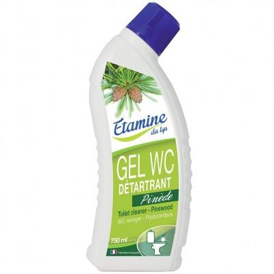 Żel do czyszczenia WC sosna i eukaliptus 750 ml- Etamine du Lys