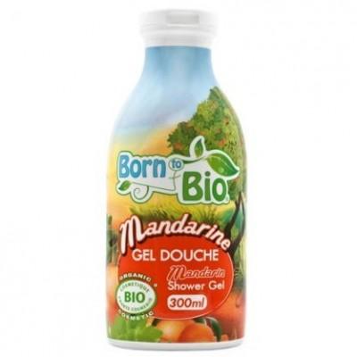 Born to Bio, Żel pod prysznic Mandarynka, 300 ml