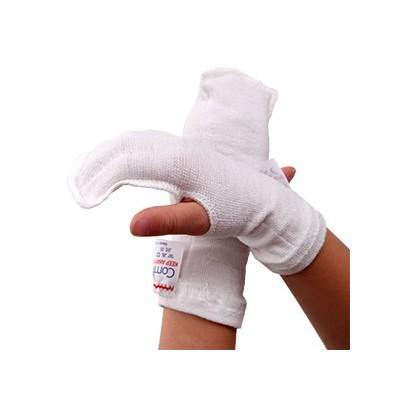 Rękawiczki lecznicze na AZS dla dzieci i młodzieży, Comfifast Easywrap