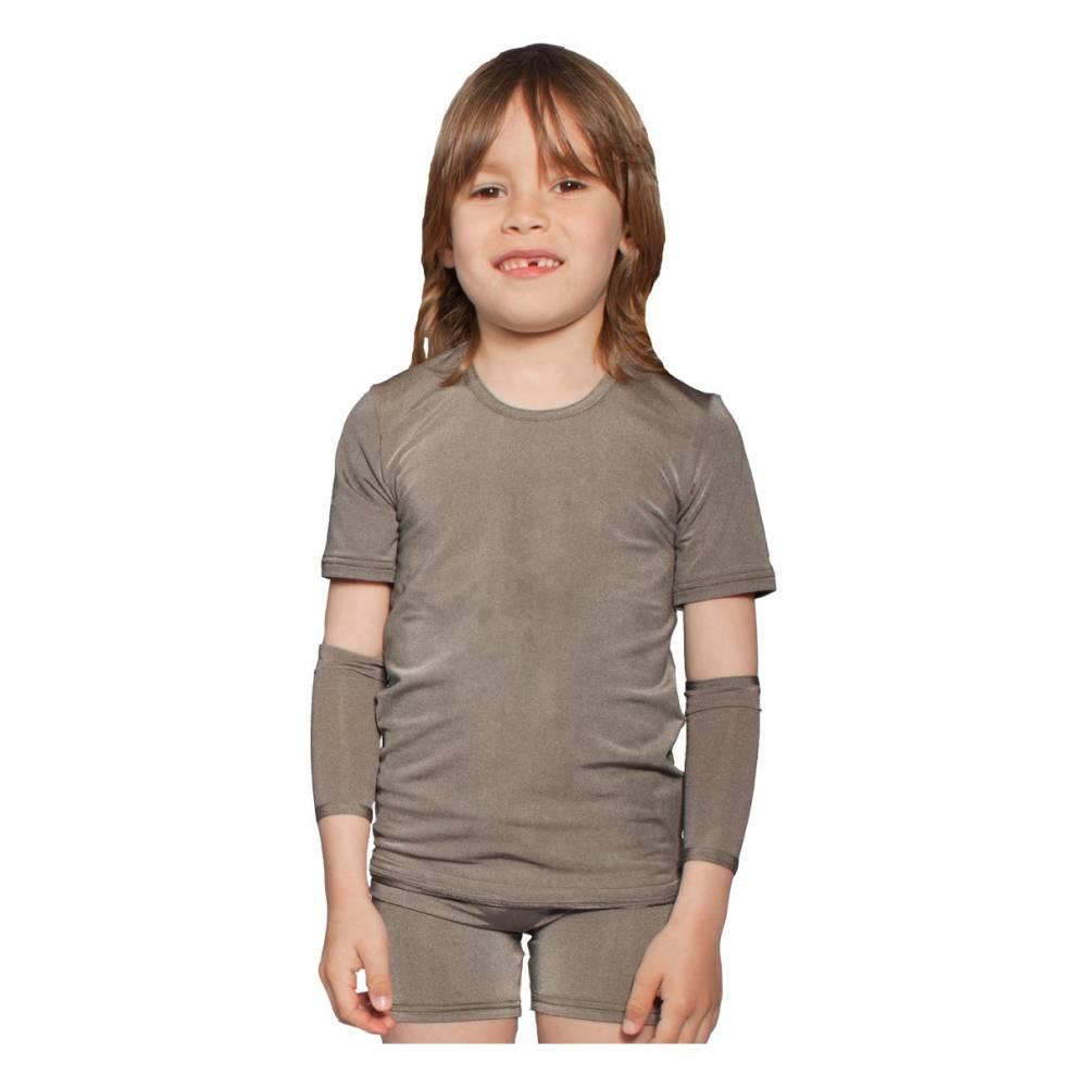 T-shirt dla dzieci PADYCARE pokryty srebrem