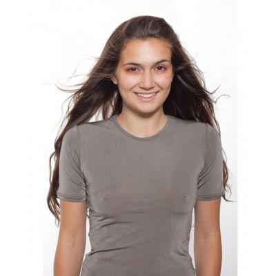 T-shirt dla kobiet PADYCARE pokryty w 100% srebrem