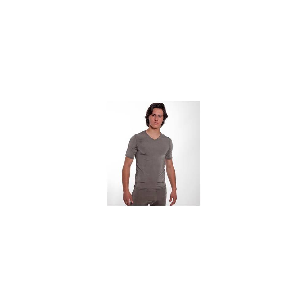 T-shirt dla mężczyzn PADYCARE pokryty w 100% srebrem