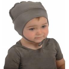 Czapeczka niemowlęca PADYCARE pokryta w 100% srebrem
