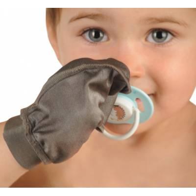Rękawiczki niemowlęce PADYCARE pokryte w 100% srebrem