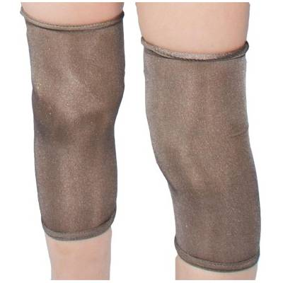 Opaska na kolano PADYCARE pokryta w 100% srebrem