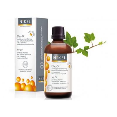 Olejek z liści Bluszczu antycellulitowy i liftingujący 100% naturalny, 100 ml, NIKEL