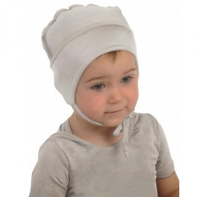Czapeczka niemowlęca SILVERCARE pokryty srebrem