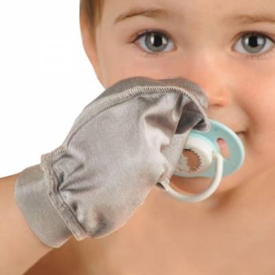 Rękawiczki z jednym palcem SILVERCARE pokryty srebrem