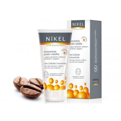 Koncentrat Antycellulitowy ze Spiruliną i Kofeiną, 150 ml, NIKEL