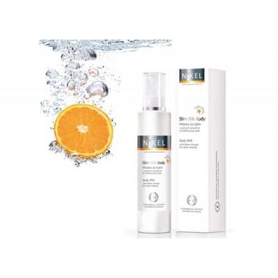 Mleczko do ciała z ekstraktem z Gorzkiej Pomarańczy o działaniu wyszczuplającym, 200 ml, NIKEL