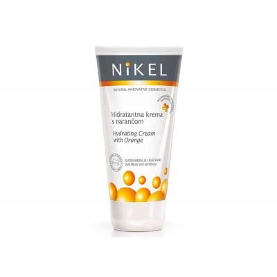 NIKEL, Nawilżający krem do twarzy z Pomarańczą, 50ml