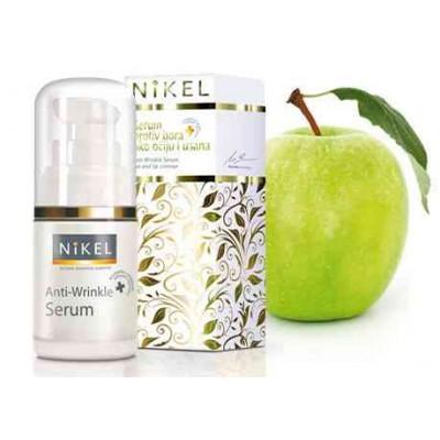 Przeciwzmarszczkowe serum pod oczy i dookoła ust z komórkami macierzystymi, 15 ml, NIKEL