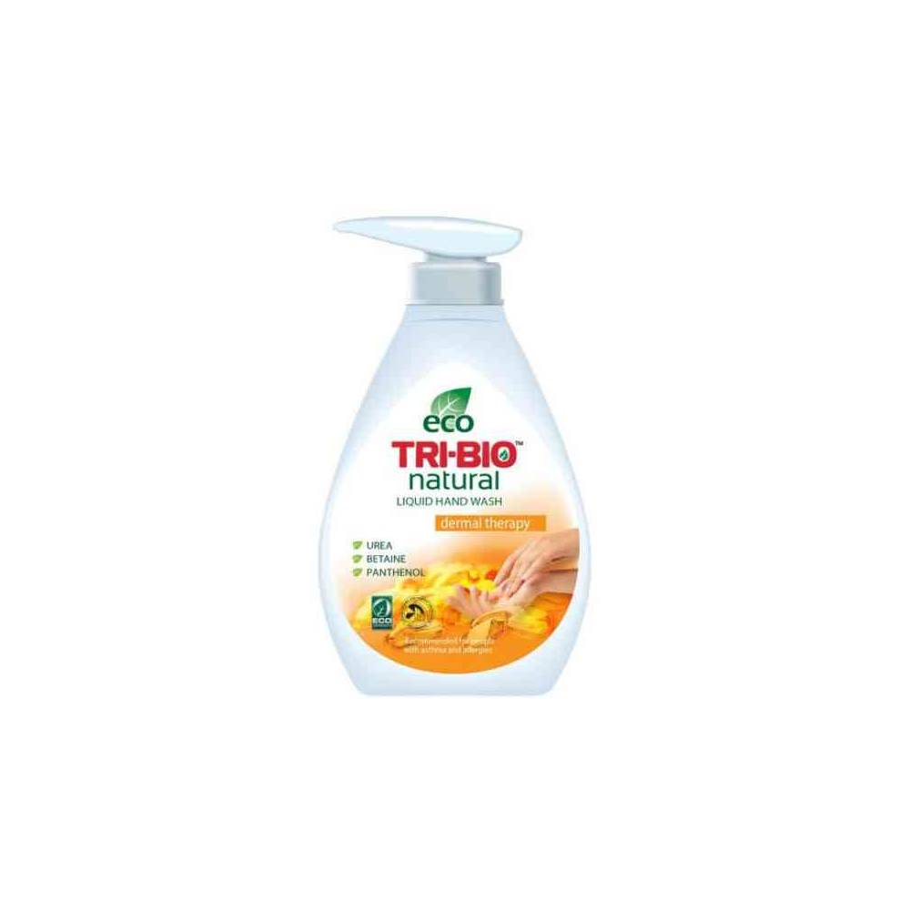TRI-BIO, Naturalne Mydło w Płynie Kuracja z Mocznikiem, 240 ml