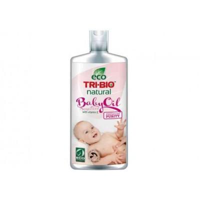 TRI-BIO, Naturalny Olejek dla Dzieci z Witaminą E, 200 ml