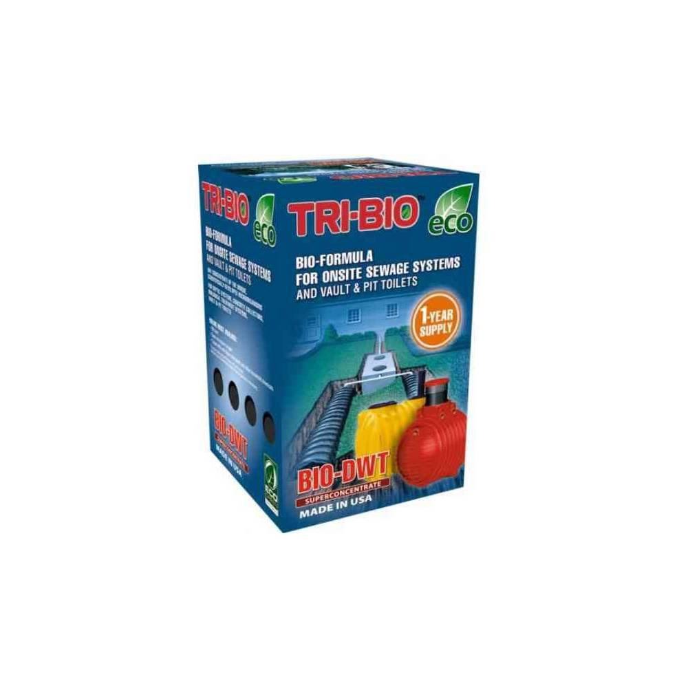 TRI-BIO, Probiotyczny Proszek Bio- formuła do Przydomowych Oczyszczalni Ścieków, 500 g