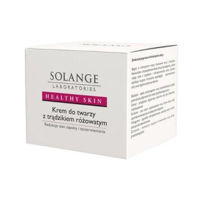 Krem do twarzy z trądzikiem różowatym, 50 ml, Solange Laboratories