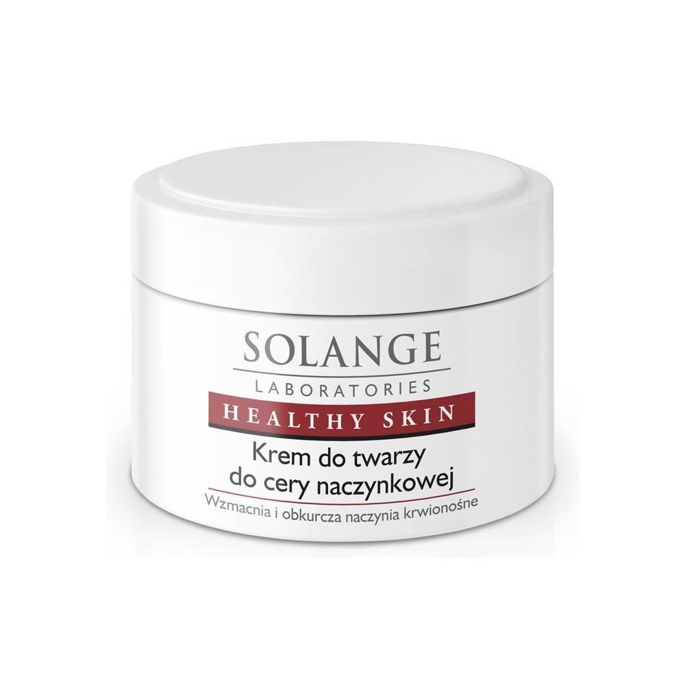 Krem do twarzy do cery naczynkowej, 50 ml, Solange Laboratories