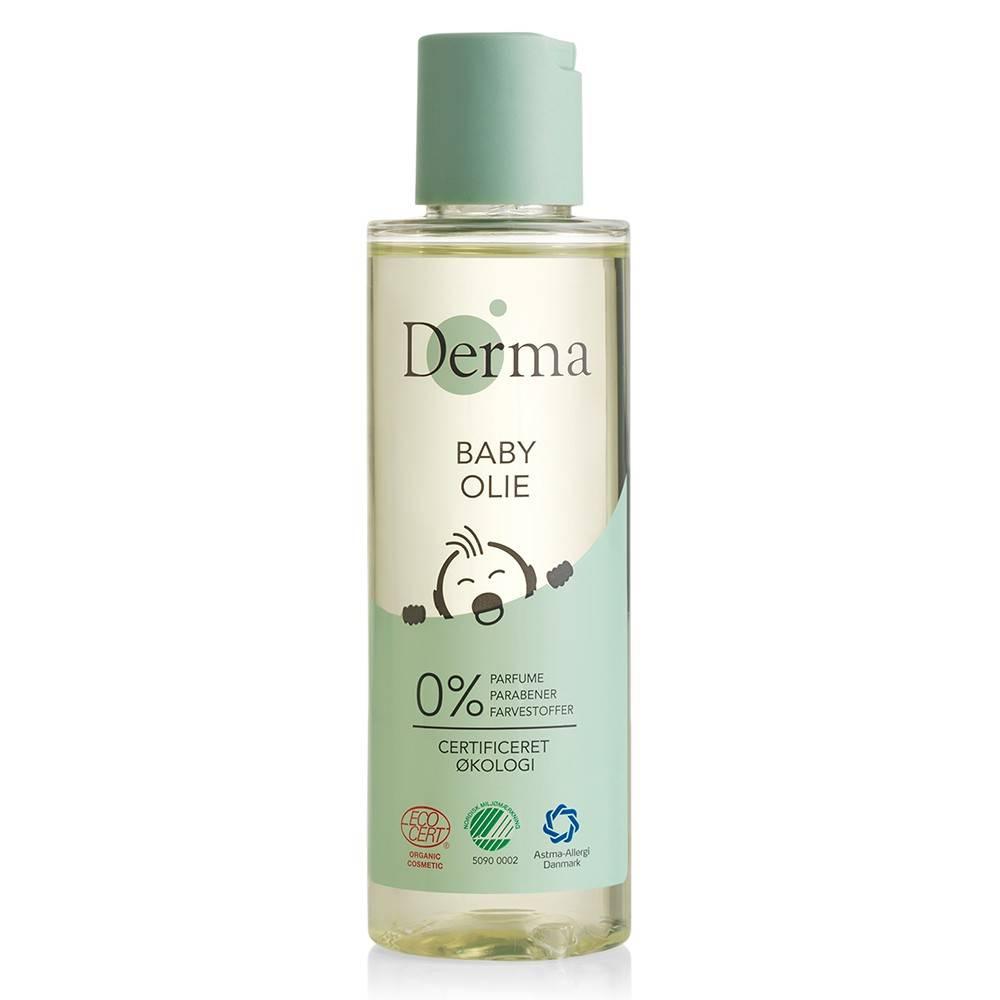 Oliwka Derma Eco Baby, 150 ml, DermaPharm