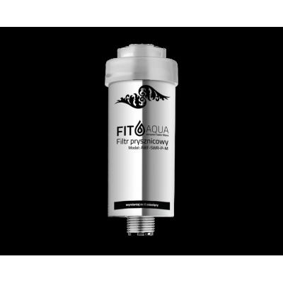Filtr prysznicowy FITaqua na poprawę kondycji skóry i włosów, Amii