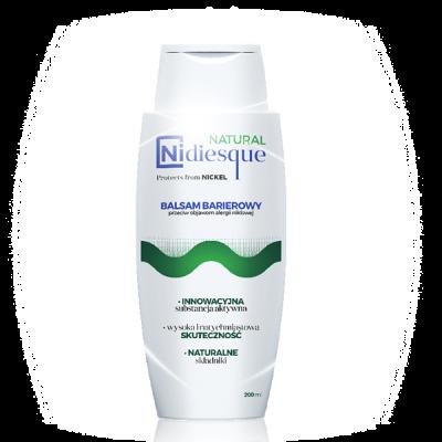 Balsam barierowy NIDIESQUE NATURAL przeciw objawom alergii niklowej, 30 ml, KF Niccolum