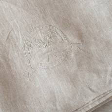 Pościel lniana niemowlęca LinenWell z prześcieradłem