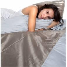 Poszewka na poduszki pokryta srebrem PADYCARE