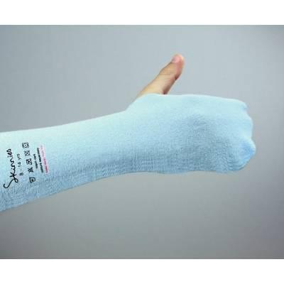 Rękawiczki jedwabne, Lecznicze na AZS, SKINNIES
