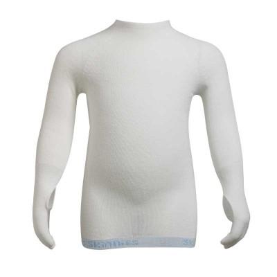 Koszulka jedwabna na długi rękaw, lecznicza na AZS, Skinnies