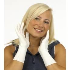 Rękawiczki jedwabne dla dorosłych, lecznicze na AZS, SKINNIES